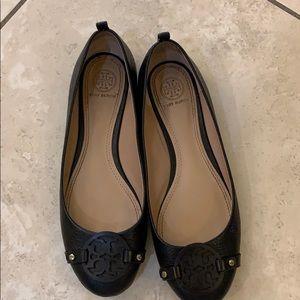 Tory Burch Shoes - Black Tory Burch flats
